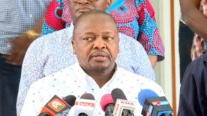Coronavirus: Health CS Mutahi Kagwe confirms 8 new cases, bringing total to 15