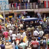 UGANDA: WATU ZAIDI YA 40 WAKAMATWA KWA KUFANYA MAANDAMANO